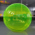 0.7mm TPU water transparent sports ball, inflatable water walking zorb roller ball for sale