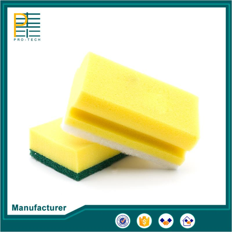 Brand new wholesale household items kitchen cleaning wipe cellulose sponge made in China