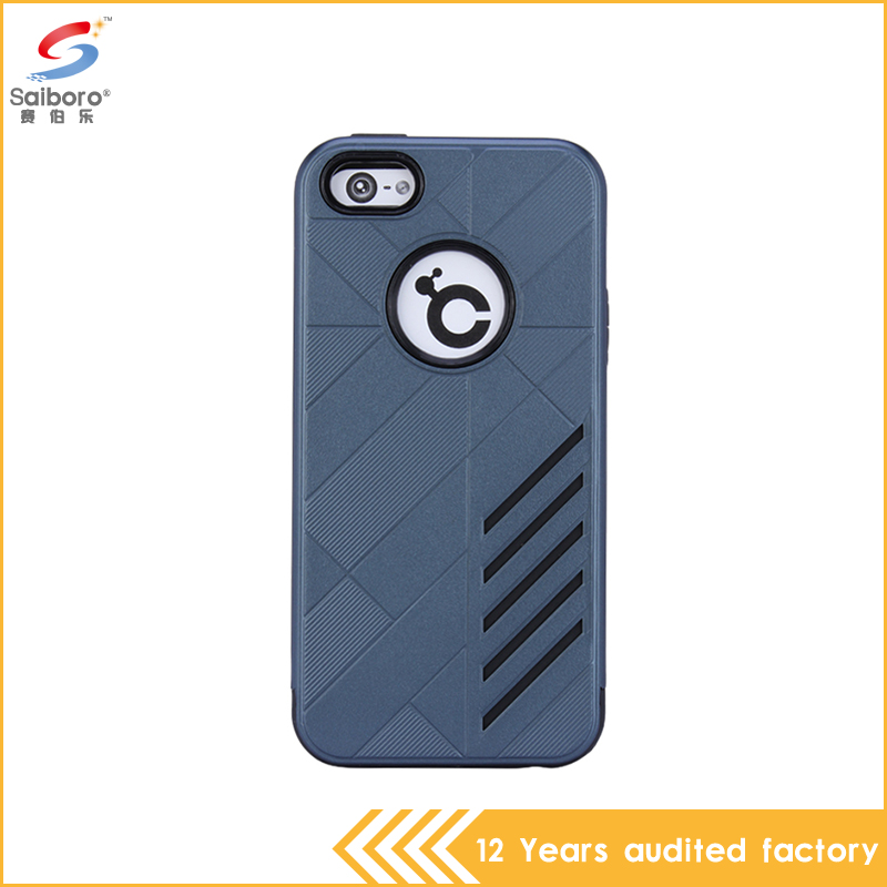 Wholesale hot sale custom tpu and plastic material mobile phone case cover supplier manufacturer for iPhone 5s case