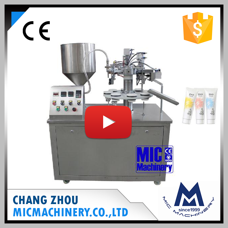 Mic-R30 Semi-automatic Filling Machine For Cosmetic Paste And Ointment