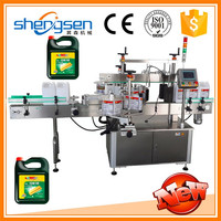Shanghai upper and downer labeling machine