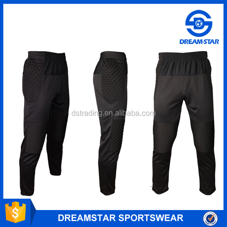 Soccer Club Training Goalkeeper Soccer Pants Long GK Pants