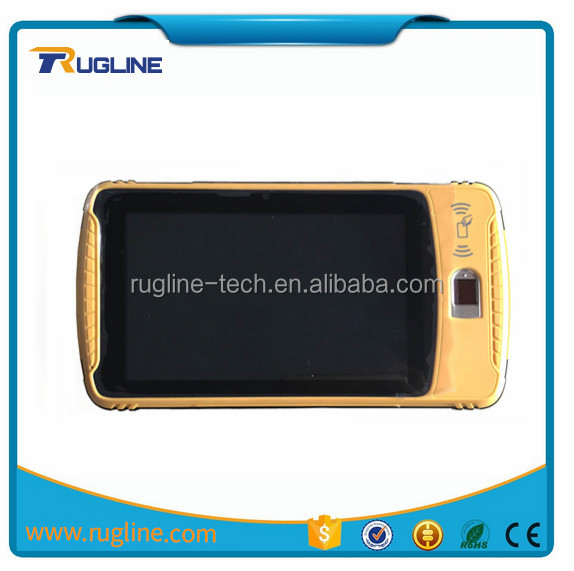 Cheapest Factory 7 Inch Fingerprint Scanner <strong>Tablets</strong> With Fingerprint Scanner