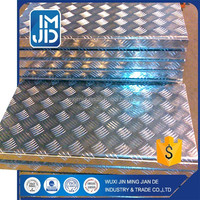 low price of embossed powder coated aluminum sheet