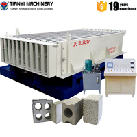 Precast concrete Lightweight Boundary wall manufacturing machine