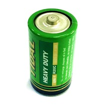 Dry Cell Pvc Jacket Battery Type D Nominal Capacity R20 1.5V D SIZE Batteries