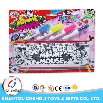 2017 New arrival educational water pen kids painting kit