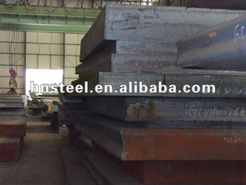 High Quality Low alloy high strength plate steel EN10025 S355(J0,J2,JR)