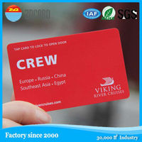 manufacturer price HIgh quality PVC/pet dual interface smart card