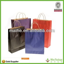 machine make kraft paper bag/2013 kraft paper bag