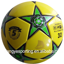 Thermo Bonding match quality football/soccer ball