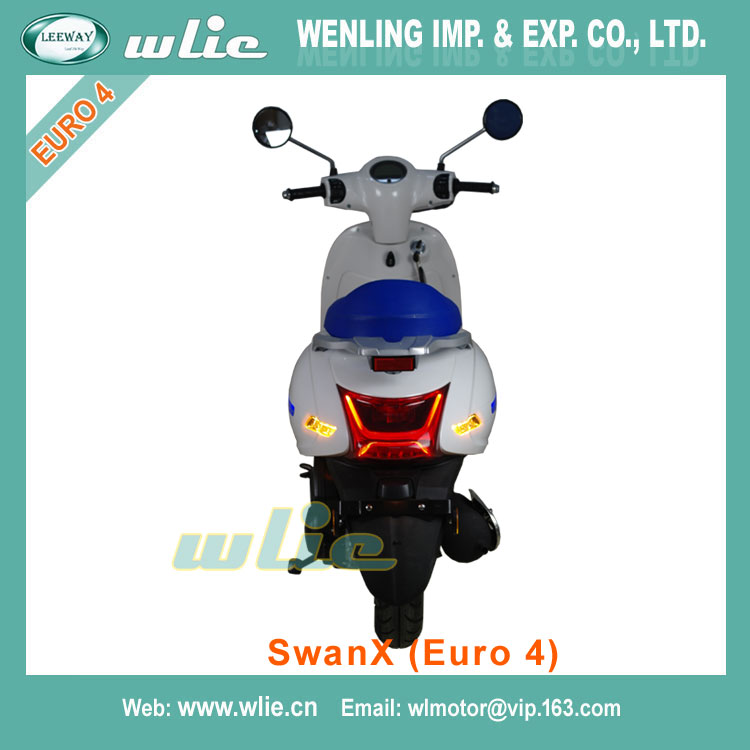 2018 New best-seller model best used 50cc scooters SwanX 125cc (Euro 4)