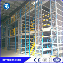 Multi Level Warehouse Mezzanine Floor Storage Attic Rack
