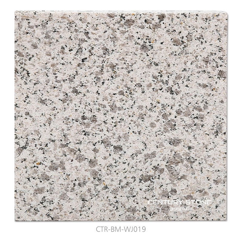 G623 Cheap Price Chinese White Granite Polished Tile For Outdoor Floor
