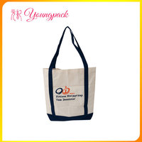 2016 Wholesale high quality canvas tote bags wholesale