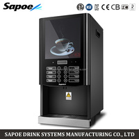 China Sapoe SC-71104 B fully automatic instant tea time commercial coffee machine