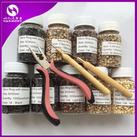 VARIOUS COLORS micro rings silicone/micro ring with silicone/silicone lined micro rings