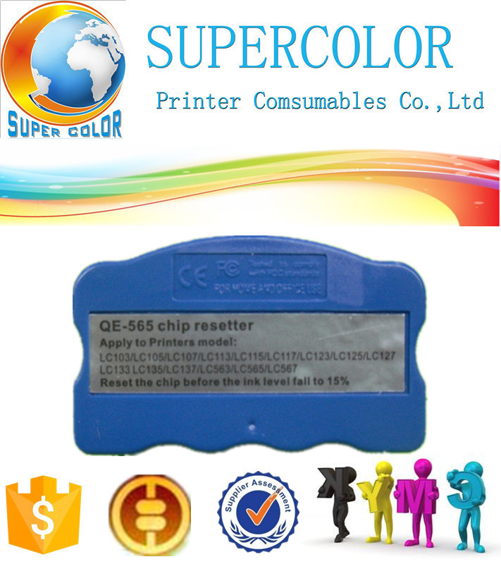100% Compatible For Brother LC203 LC205 LC207 Newest Chip Resetter---10% Discount