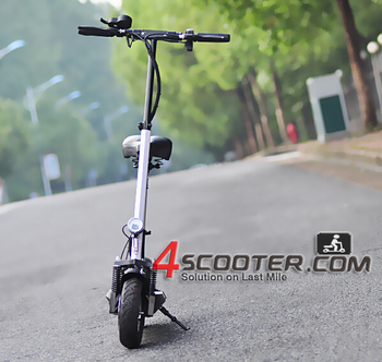 electric scooter in best polular in Spain