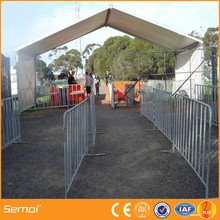 best selling cheap crowded control barrier prefab fence panels