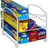 kitchen storage Kitchen Wrap Organizer Rack KR04