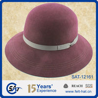 wool bucket hat floppy hat for women