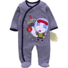 Wholesale toddler kids long sleeve carter's romper / baby clothes carters