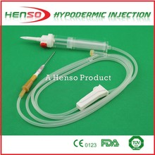 Henso Blood Transfusion Set with Y site Injection Port