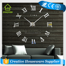 FY1001-11 Creative Art Wall Clock / Innovative Modern Art Wall Clock