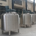 1000liter stainless steel chemical liquid mixing tank with competitive price