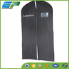 Cheap plastic black plastic suit cover