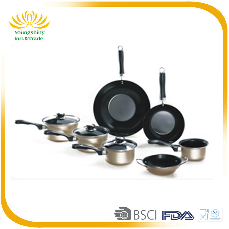 Hot Sale Made In China hot pot casserole set