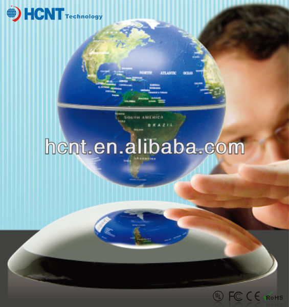 new invention magnetic levitated table globefor gifts
