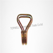 iron 50mm 5000kg double hook