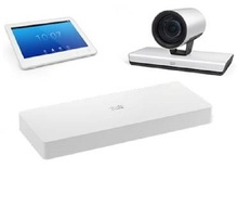 Cisco CS-KITPLUS-K9 Room Kit Plus <strong>w</strong>/Codec Plus, Quad Camera and Touch <strong>10</strong>