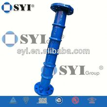 Ductile Iron Double Ex Socket Tee of SYI Group