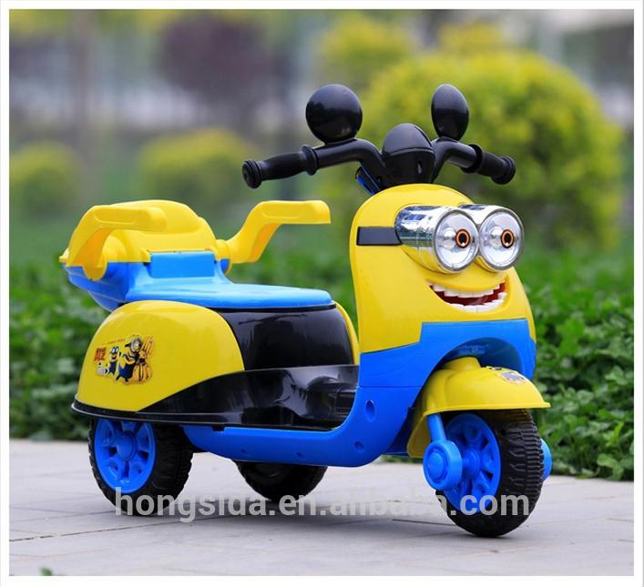 China good product electric motorcycle for kids/chilidren battery tricycle
