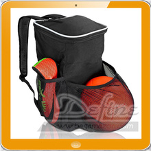 Sports Gear Bag Soccer Backpack with Ball and Shoe Compartment