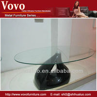 New modern fiberglass table C-311