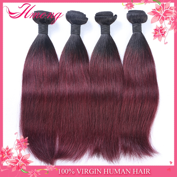 Factory Directly Sales Cheap Hair Extensions Ombre Fast Shipping For Salon