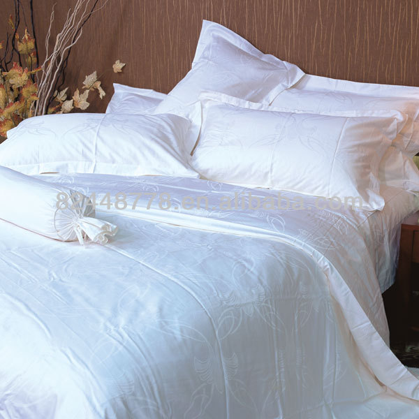 100% cotton Donna Cover SGS Qualified ---- Your One Stop Hotel Products Purchase Center