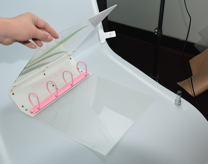 Good quality wholesale acrylic clear file folder document holder