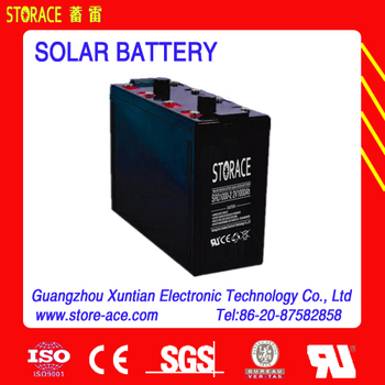 solar batteries 1000ah industrial battery
