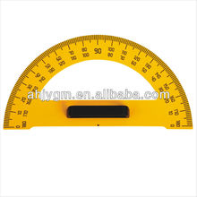 35cm Plastic with Handle Teaching Protractor/teaching ruler
