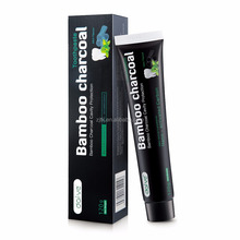 OEM cheap activated charcoal teeth whitening toothpaste best fresh mint toothpaste