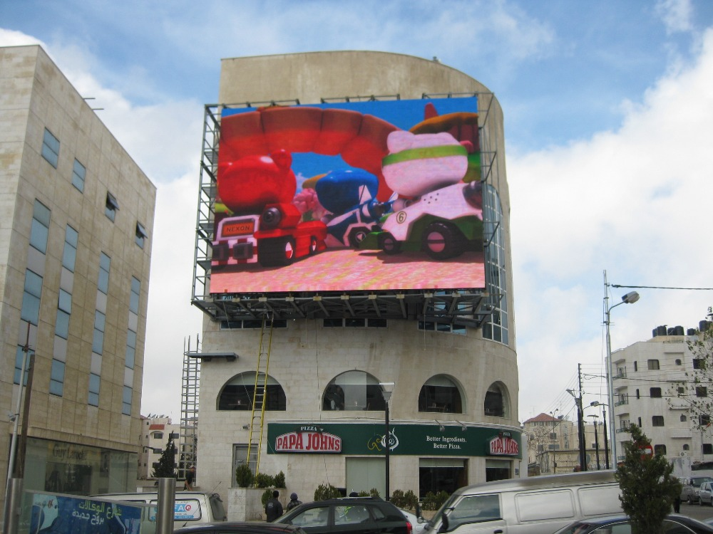 China factory Big Advertising Billboard price P6 P8 P10 P16 Indoor Outdoor LED Display/LED Screen/LED Video Wall