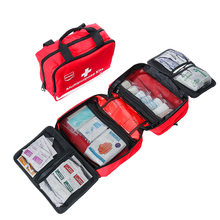 Emergency Kits Multipurpose First Aid Kit Survival Camping Travel Medical Emergency Treatment Pack Set Nylon Pouch Bag