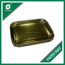ACCEPT CUSTOM ORDER CARDBOARD PAPER TRAYS FANCY DESIGN FRUIT PACKING PLATES