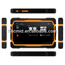Quad core 3G outdoor Industrial vatop 2014 new tablet pc