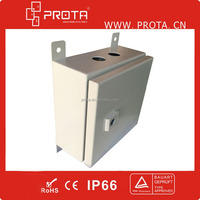 PROTA IP66 Electrical Distribution Box with wall mount brackets